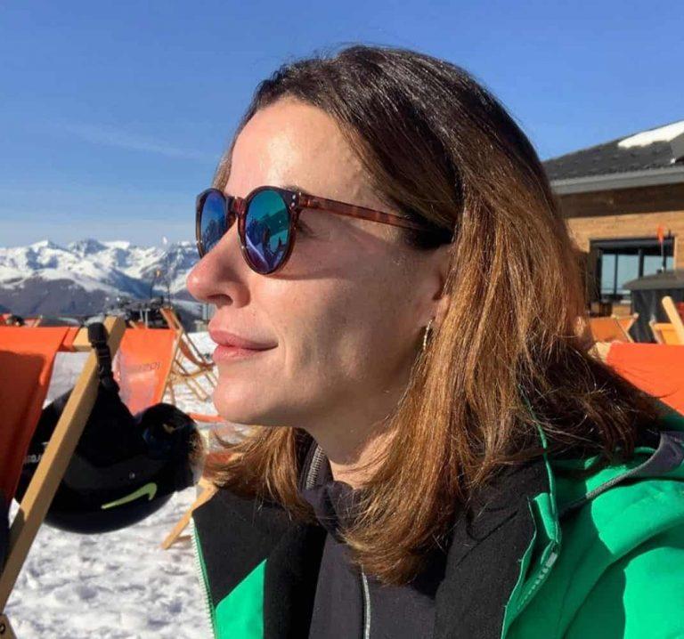 Inés Sainz y su «felicidad sin filtros» en plena batalla contra el cáncer de mama