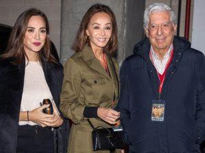 Isabel Preysler y Vargas Llosa arropan a Enrique Iglesias en su concierto de Madrid
