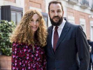 Borja Thyssen y Blanca Cuesta ya han sido padres de su quinto hijo