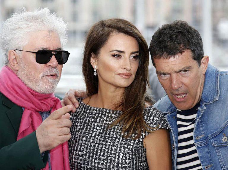 Pedro Almodóvar, Penélope Cruz y Antonio Banderas: el trío ganador vuelve a los Goya tras la polémica