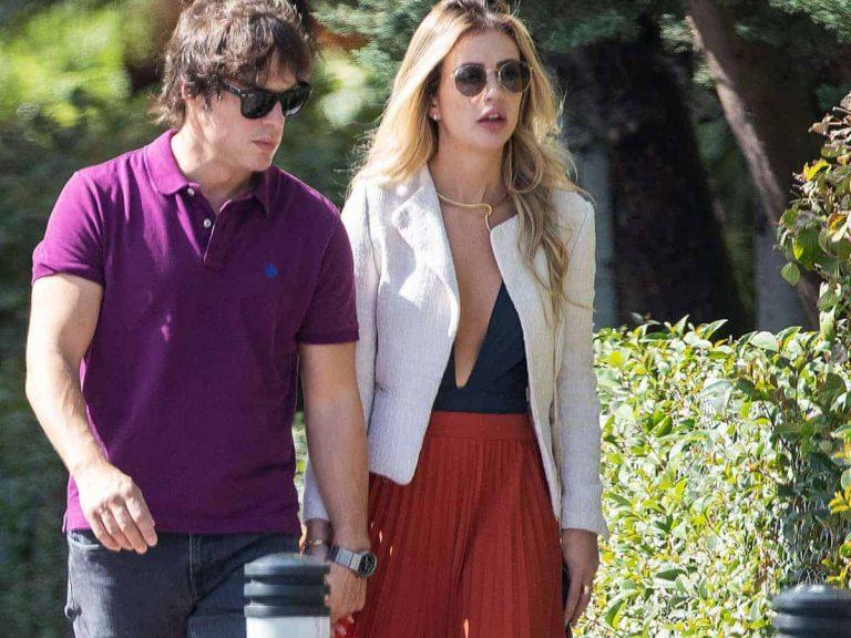 La conversación pendiente de Jordi Cruz con su novia tras el beso de Tamara Falcó