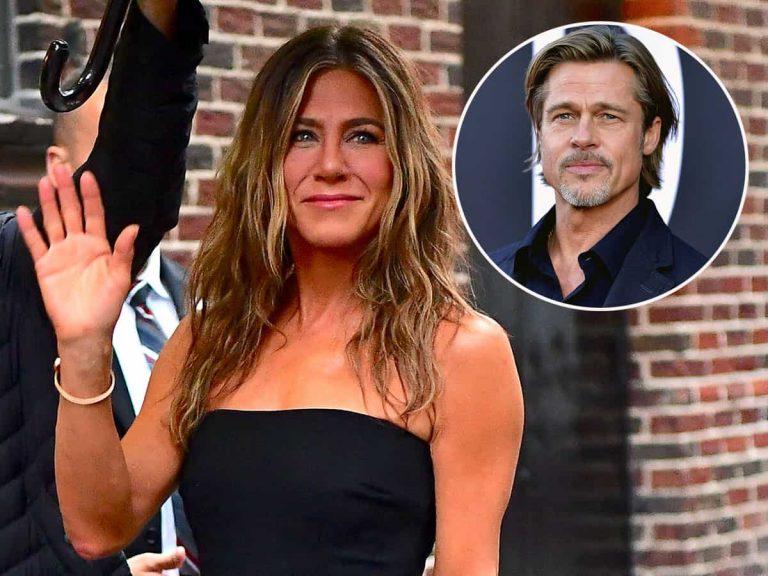 Brad Pitt, 'pillado' en casa de Jennifer Aniston: ¿reconciliación a la vista?