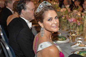 La Familia Real Sueca se reúne al completo en la gala de los Premios Nobel
