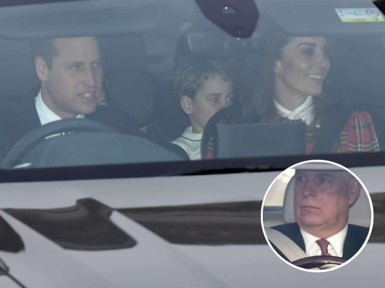 Isabel II convoca a su familia (incluido Andrés) a una comida de Navidad
