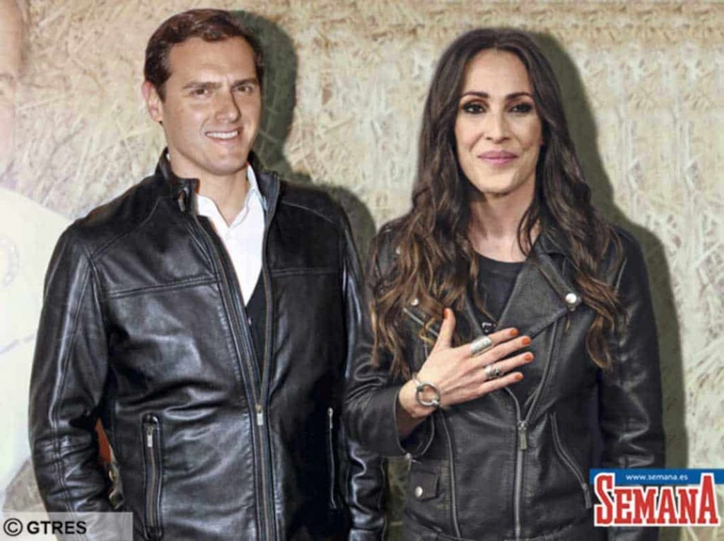 Albert Rivera, Malú