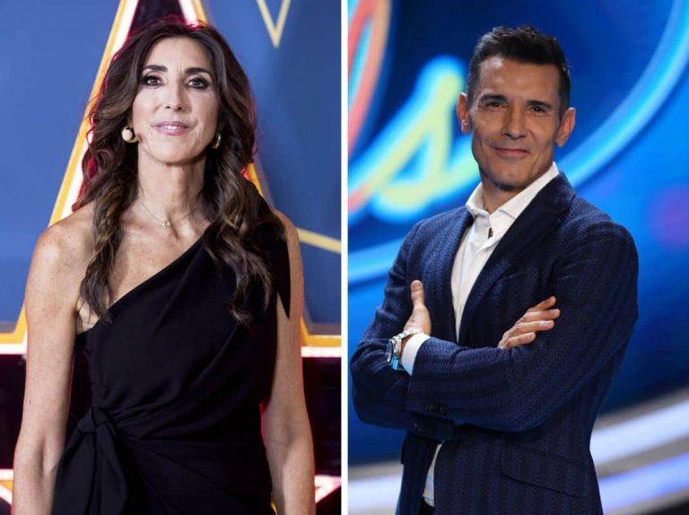 Paz Padilla y Jesús Vázquez presentarán las Campanadas de Mediaset