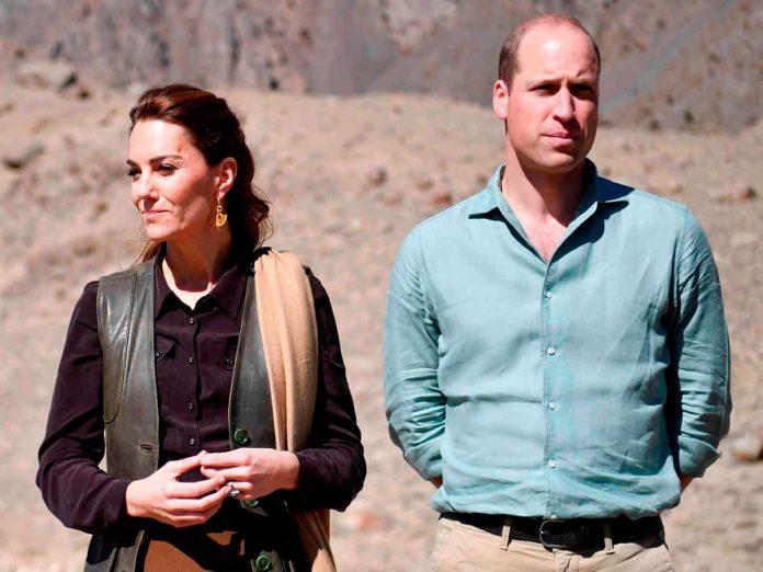 Kate Middleton, principe Guillermo