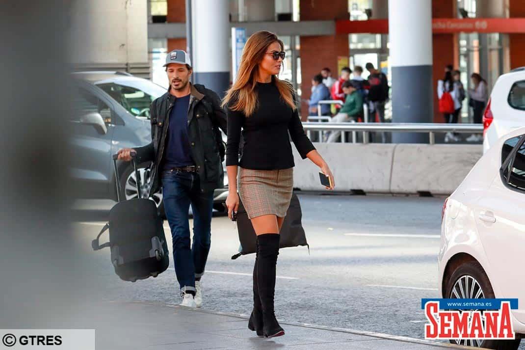Lara Ávarez y Andrés Velencoso