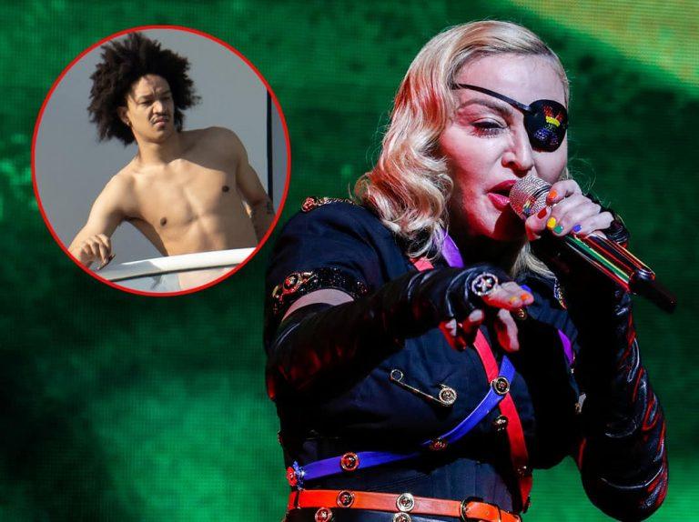 Vídeo: los encantos del novio 'toy boy' de Madonna en Miami
