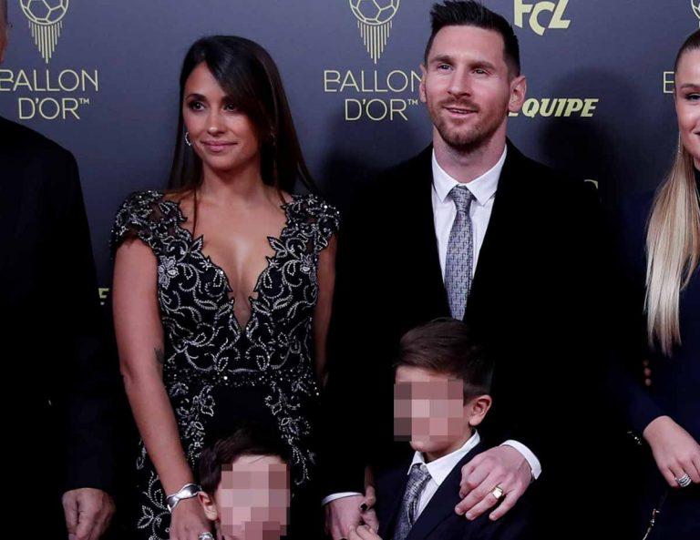 El emotivo mensaje de Leo Messi tras recibir su sexto Balón de Oro