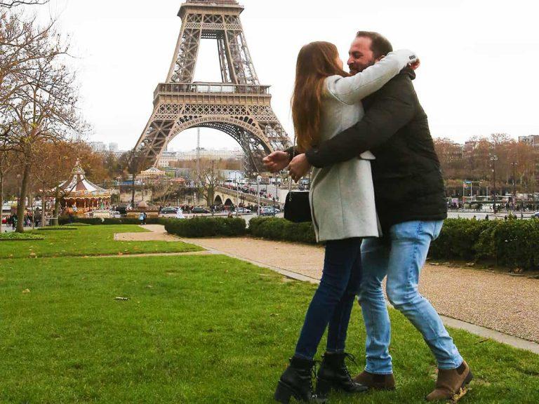 Antonio Tejado se casa: le pide matrimonio en París a su novia