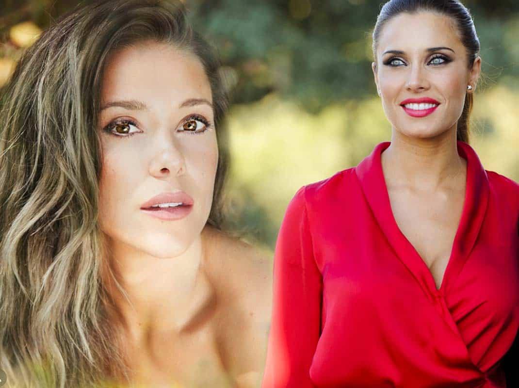 Pilar Rubio y Lorena Gómez