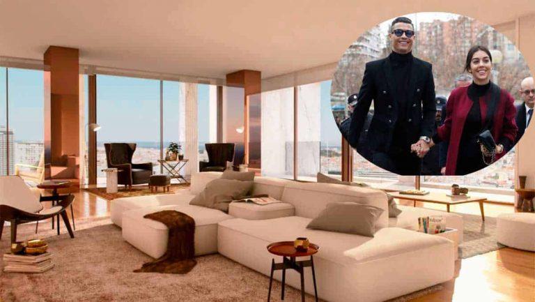 Cristiano Ronaldo se compra la casa más cara de Portugal: os mostramos todas las fotos