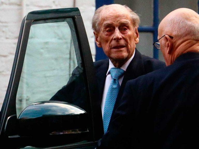 Última hora: El duque de Edimburgo recibe el alta hospitalaria