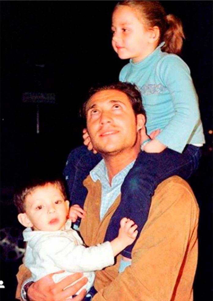 Rocío Flores, Antonio David Flores, David Flores