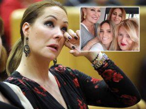 Rosario Mohedano, la gran incógnita en la foto familiar de la polémica