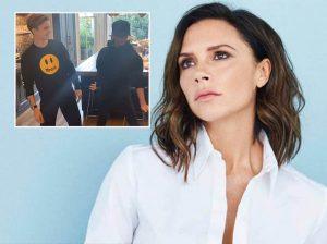 Victoria Beckham baila con su hijo Romeo al ritmo de las Spice Girls y el vídeo se hace viral