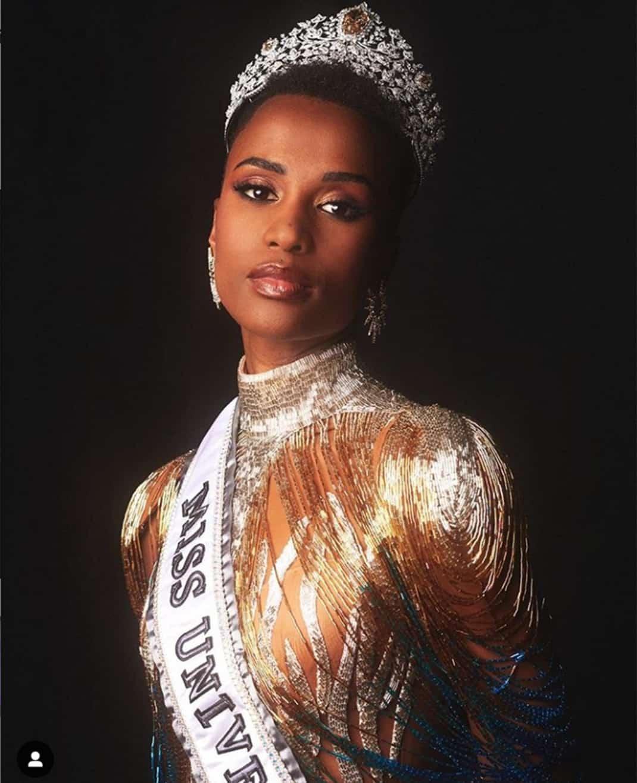 Zozibini Tunzi, nueva Miss Universo 2019 (1)