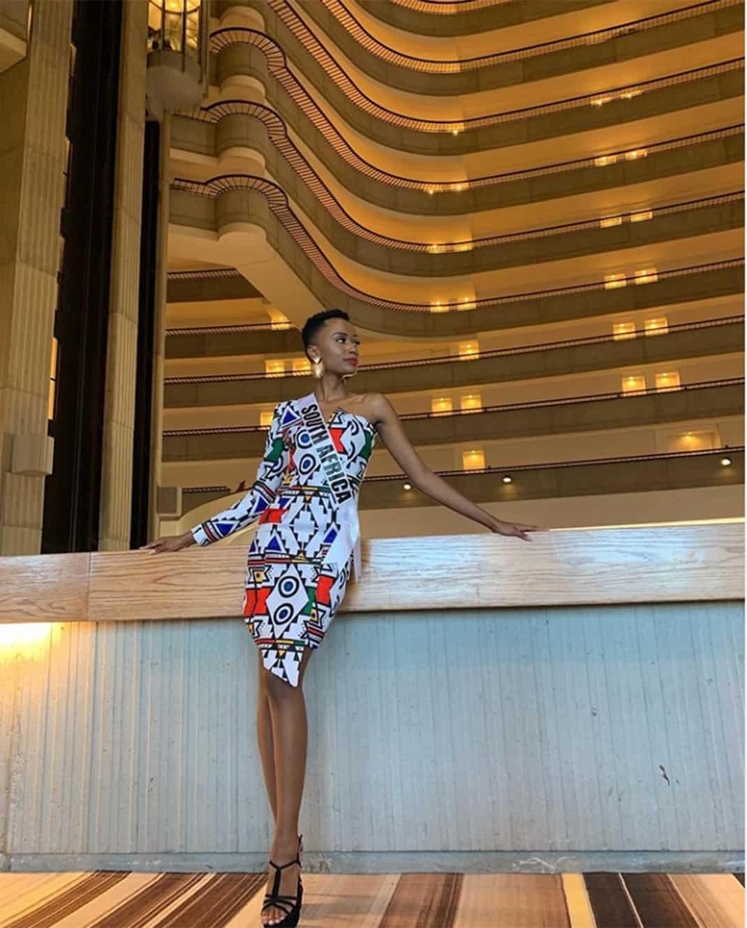 Zozibini Tunzi, nueva Miss Universo 2019 (11)