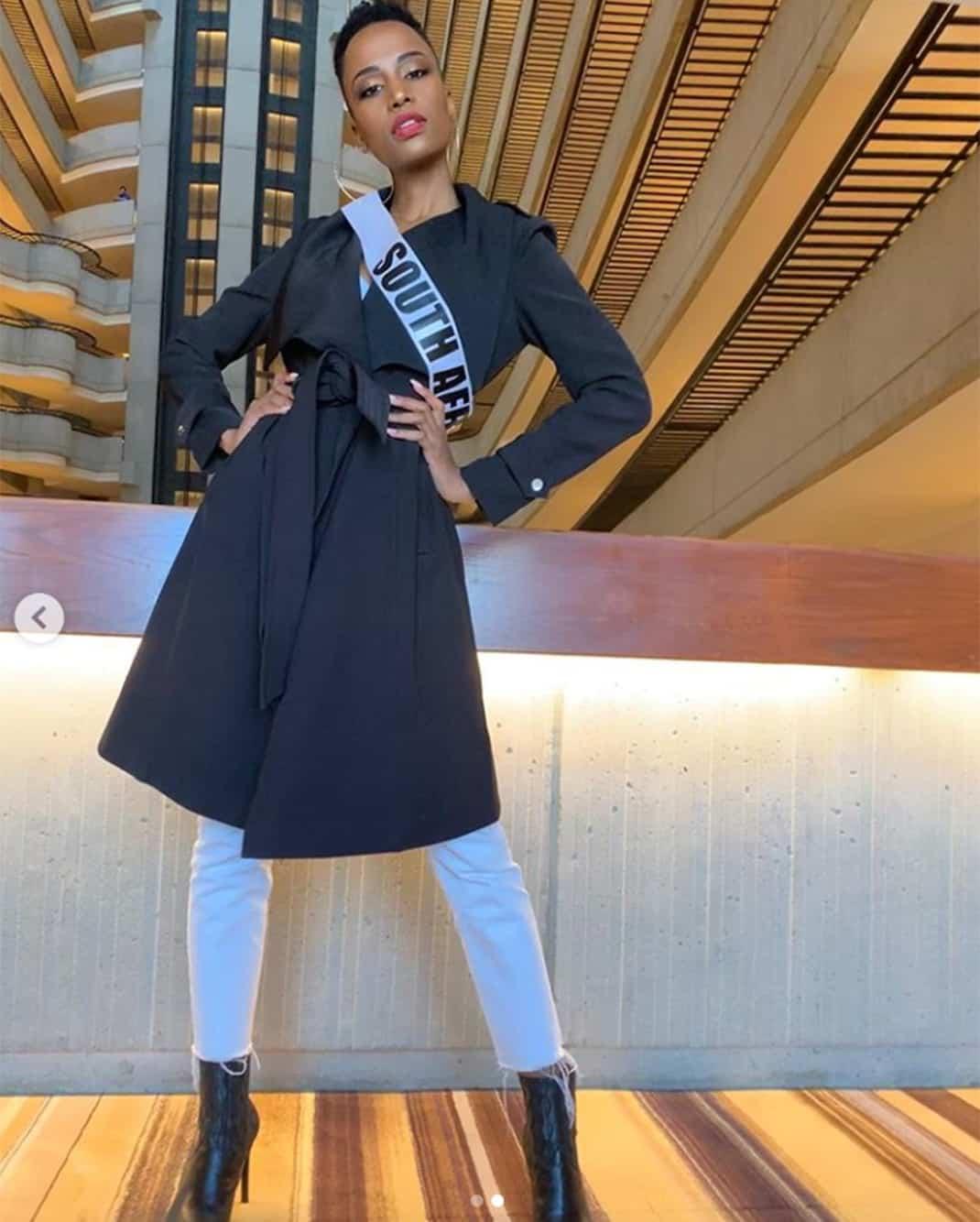 Zozibini Tunzi, nueva Miss Universo 2019 (13)