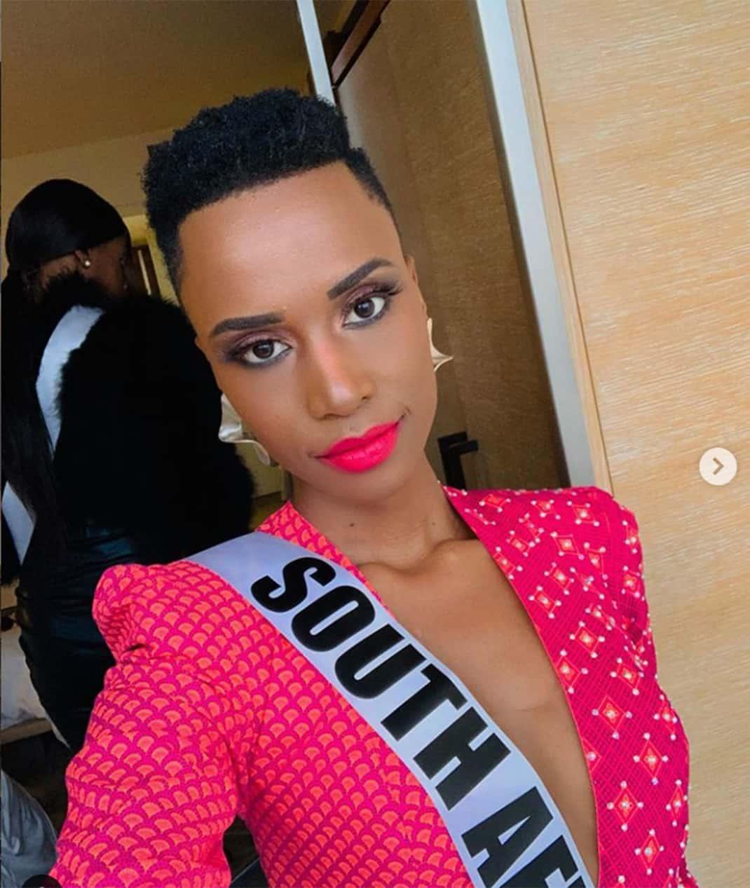 Zozibini Tunzi, nueva Miss Universo 2019 (14)