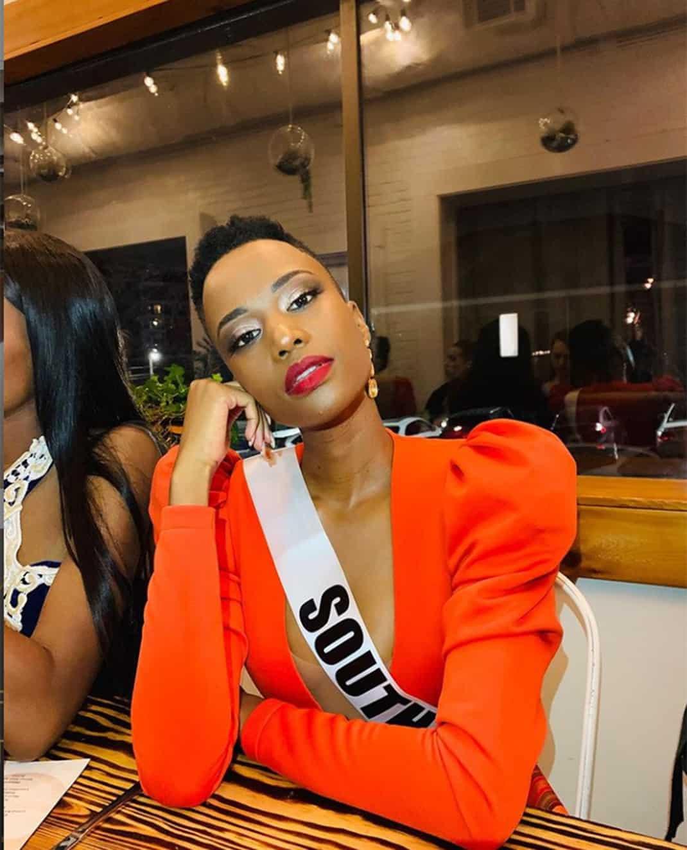 Zozibini Tunzi, nueva Miss Universo 2019 (16)