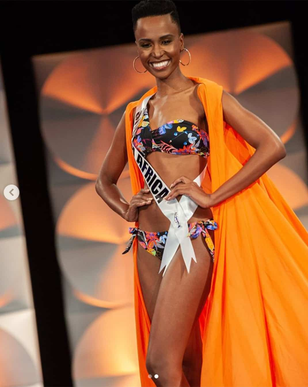 Zozibini Tunzi, nueva Miss Universo 2019 (7)