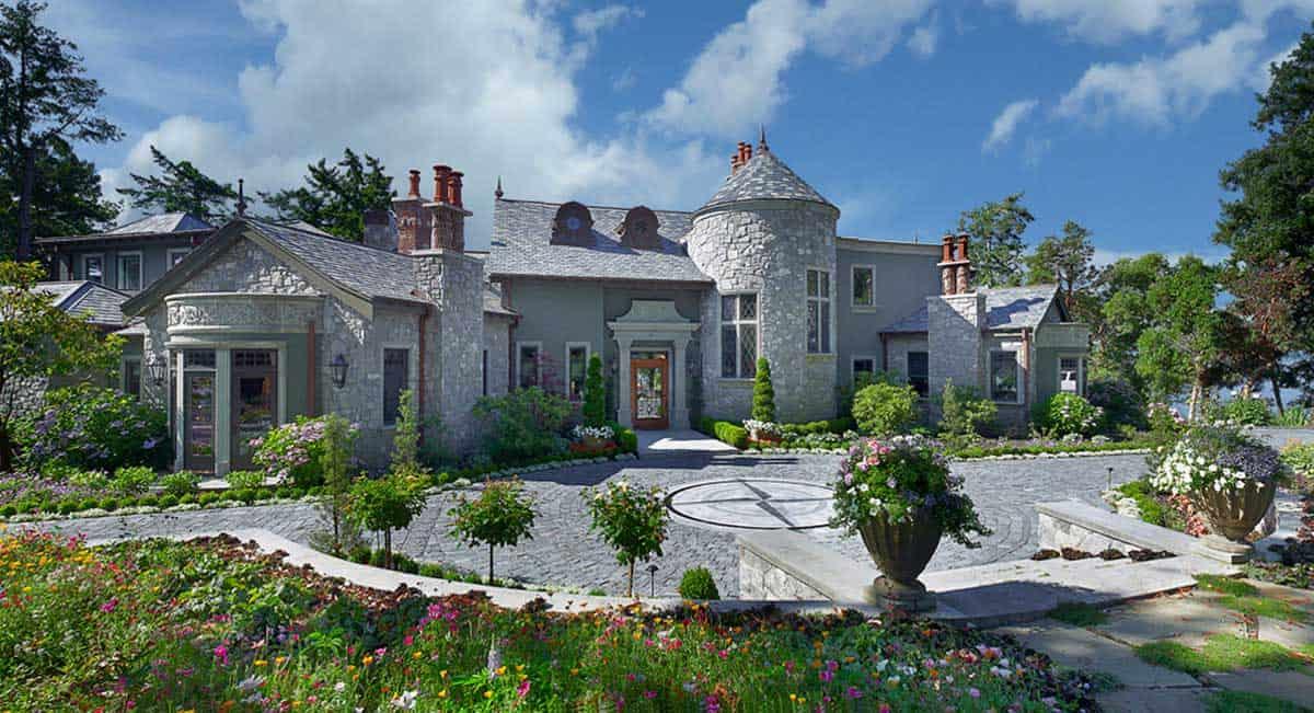 mansion harry y meghan