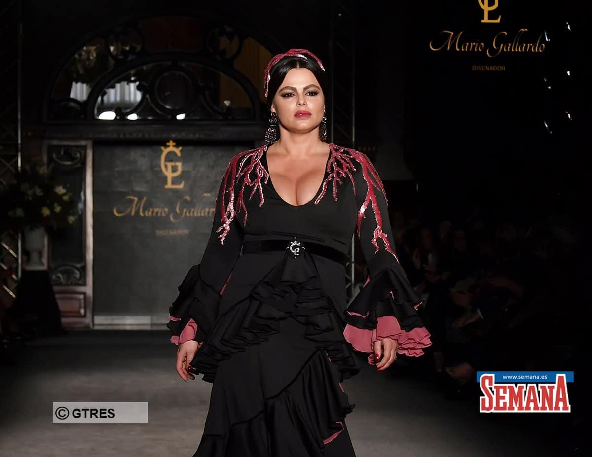 Marisa Jara during We Love Flamenco event in Sevilla on Friday 17 January 2020
