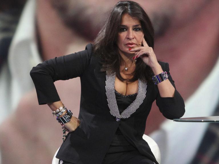 Aída Nízar, detenida por amenazar presuntamente con un cuchillo a su pareja