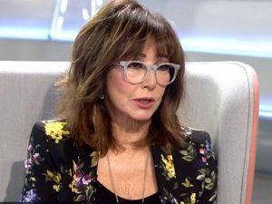 Ana Rosa Quintana desvela cuánto cobra como presentadora de Mediaset