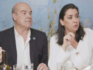 Ana Pérez Lorente, la mujer detrás del éxito de Antonio Resines