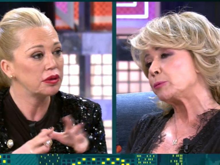 Belén Esteban señala a Belen Ro de malmeter en su relación con Mila Ximénez