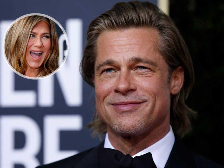 Jennifer Aniston y Brad Pitt: todo lo que se sabe de su encuentro en los Globos de Oro