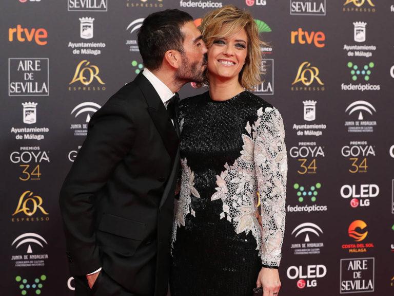 Premios Goya 2020: María Casado, espectacular con un vestido que perteneció a Sara Montiel