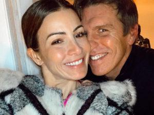 Fotos del día: Manuel Díaz 'El Cordobés' y Virginia Troconis celebran sus 17 años de amor