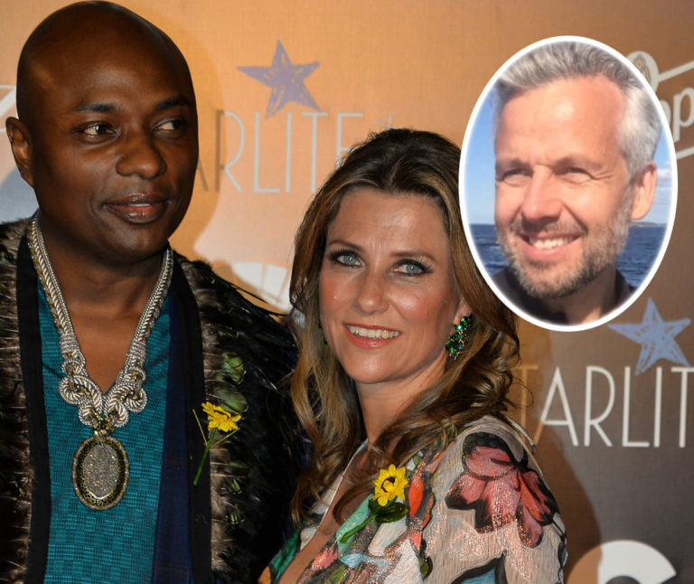 El chamán Durek, novio de Marta Luisa de Noruega, se pronuncia sobre la muerte de Ari Behn