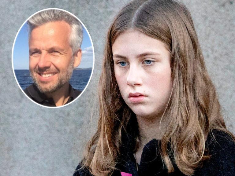La hija de Ari Behn rompe su silencio y habla de la muerte de su padre