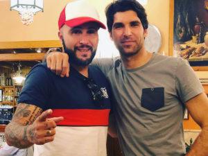La advertencia de Cayetano Rivera a su hermano Kiko ante su aventura en Nepal