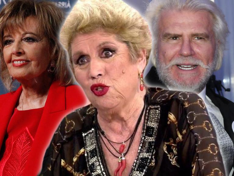 María Jiménez, sobre la ruptura entre Teresa Campos y Edmundo: «Se veía venir»