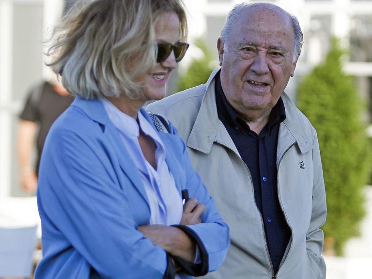 Amancio Ortega, criticado por donar 8,5 millones de euros a Cáritas