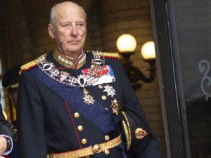 Primeras palabras del rey Harald de Noruega tras el suicidio de su yerno, Ari Behn