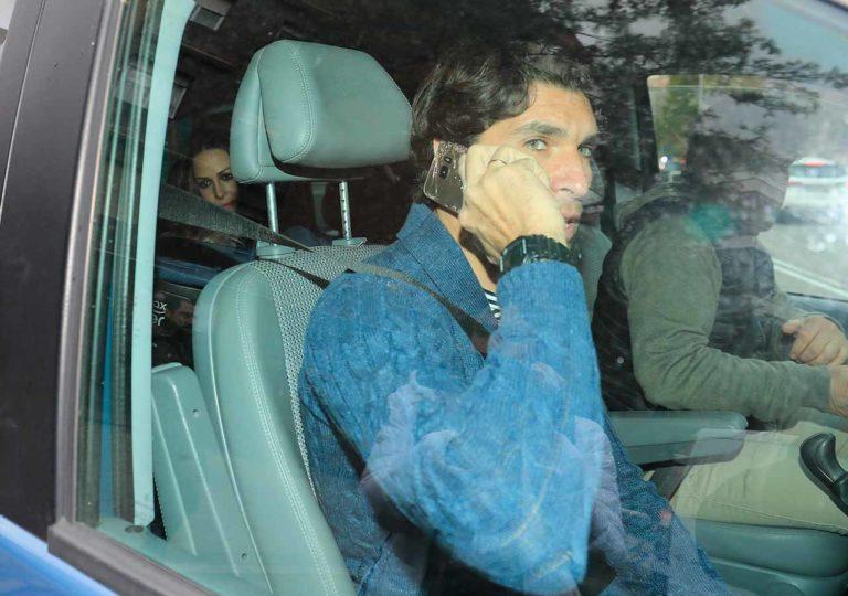 Primeras imágenes de Cayetano Rivera y Eva tras las polémicas declaraciones de Karelys