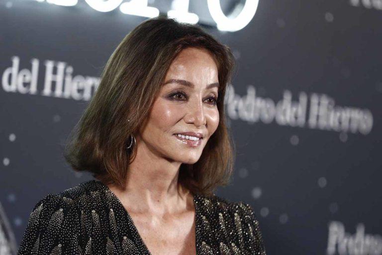 Isabel Preysler confirma que Enrique Iglesias será padre de nuevo