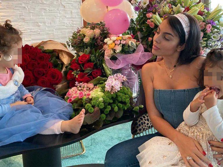 Georgina Rodríguez celebra su cumpleaños y desvela su gran deseo