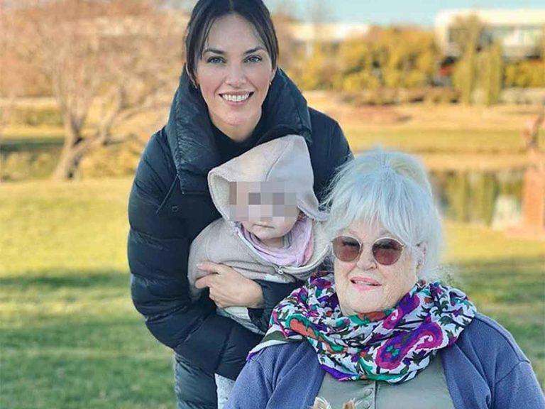 Fotos del día: la reflexión de Helen Lindes sobre lo que le ha enseñado su madre