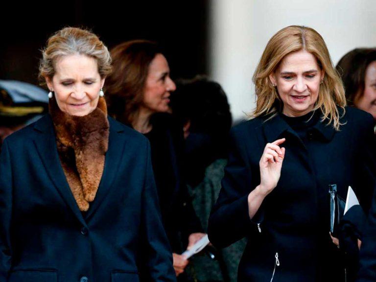 ¿Quién pagó los viajes de las infantas Elena y Cristina a Abu Dabi? Se aclaran sus gastos