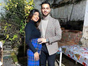 Nuevo varapalo para Raquel Bollo: su hijo, Manuel Cortés, y su novia, Junquera, rompen su relación