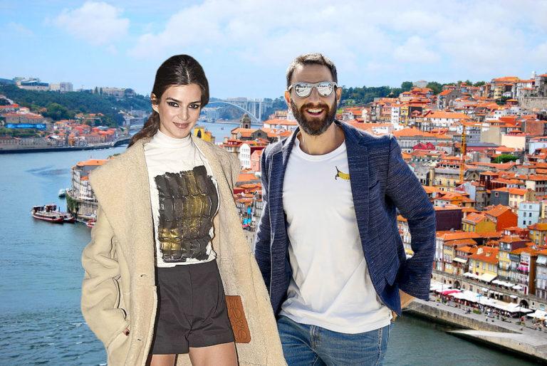 Clara Lago y Dani Rovira, en Oporto ¿juntos?