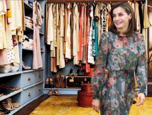 Esta es la ropa que Letizia regala a su hermana Telma (y a alguien más)